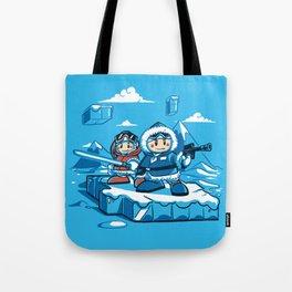 Hoth Climbers Tote Bag