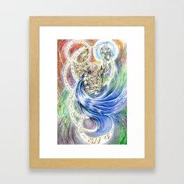 Maelstrom of Magic Framed Art Print