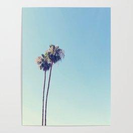 2 Palms Poster