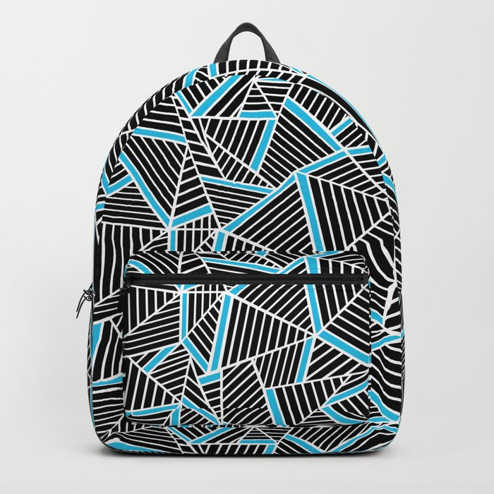 Ab 2 Repeat Blue Backpack