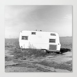 Country Trailer.  Canvas Print