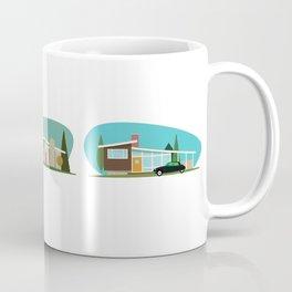 Hollywood Bungalows Coffee Mug