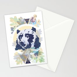 Quiet Bear Stationery Cards