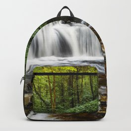 Appalachian Waterfall VII - Ricketts Glen Adventure Backpack