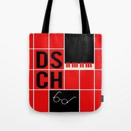 Dmitri Shostakovich - DSCH Tote Bag