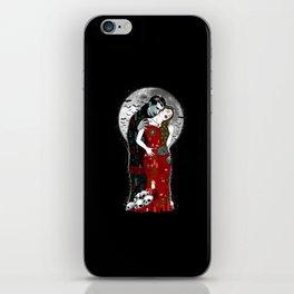Vampire's Kiss iPhone Skin