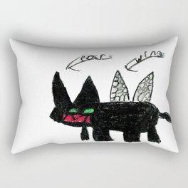 Night Fury Rectangular Pillow