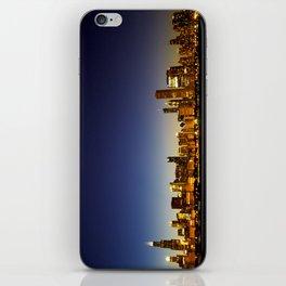 Chicago Sunset iPhone Skin
