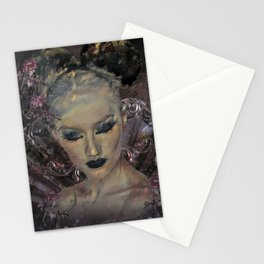 MAIDEN'S BLUSH 002 Stationery Cards
