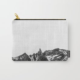 Minimalist Mountain Carry-All Pouch