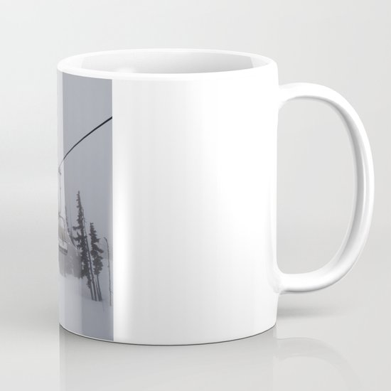 Into the unknown Mug