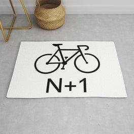 N+1 Bike Rug
