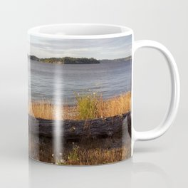 Out on the Spit 44 Coffee Mug