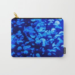Jellyfish pattern Carry-All Pouch