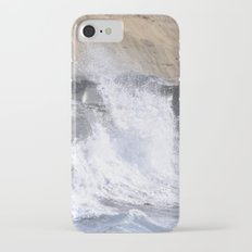 SPLASHING OCEAN WAVE iPhone 7 Slim Case