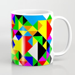 Harlequin Coffee Mug