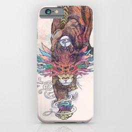 Journeying Spirit (Mountain Lion) iPhone Case