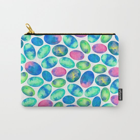 Stone Eggs Carry-All Pouch