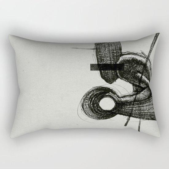 Pilgrim I. Rectangular Pillow