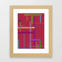 Crimson Tide Framed Art Print