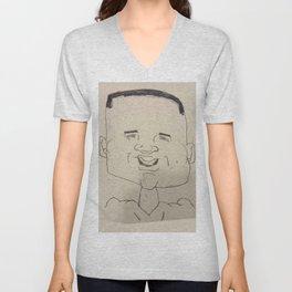 Earl Thomas Caricature Unisex V-Neck