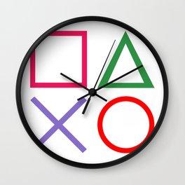Gamer - Retro Wall Clock