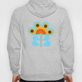 swedish flowers Hoody