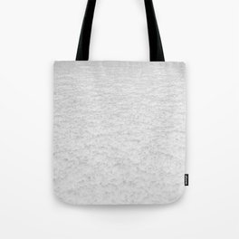 Snow Texture // Snowy Powder Close up Winter Field Ski Vibes Landscape Photography Tote Bag