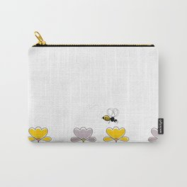 """Let it """"bee"""" Carry-All Pouch"""