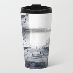 Snowfallen Ashes: Within These Years of Questionable Defeat Metal Travel Mug