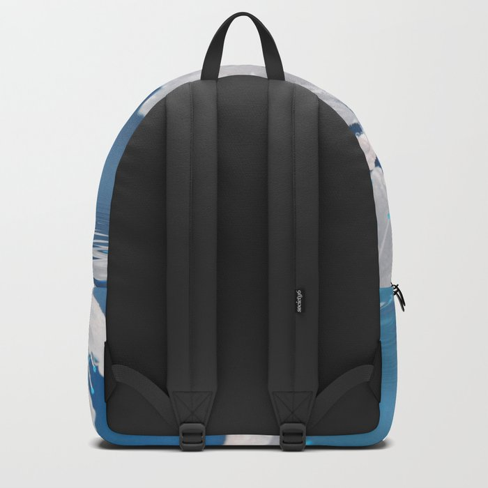 Spring blue 233 Backpack