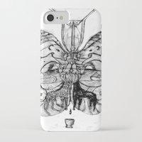 giraffes iPhone & iPod Cases featuring Giraffes. by sonigque