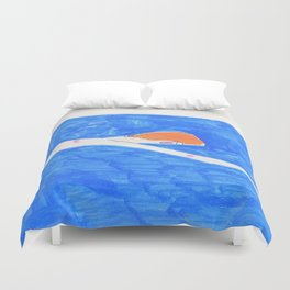 what if Duvet Cover