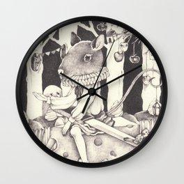 Sally Forth Wall Clock