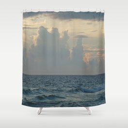 The Immortals Approach Shower Curtain