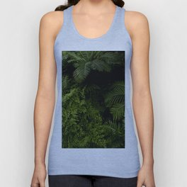 Tropical jungle. Unisex Tank Top