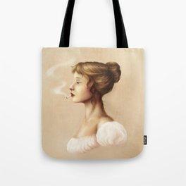 Smoking Jane Tote Bag