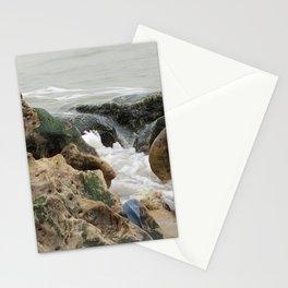 Washed Ashore Dakar Senegal Africa Stationery Cards