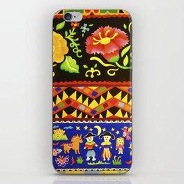 Fiesta iPhone Skin