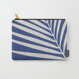 Indigo Palm - Vintage Botanical Carry-All Pouch