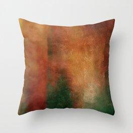 #4 ANGRY Throw Pillow