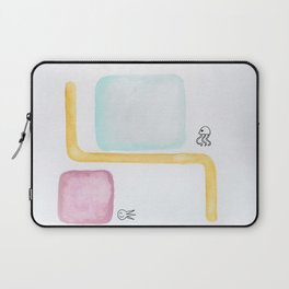 Assimilate and... Launch! Laptop Sleeve