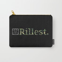 Rillest Camo Carry-All Pouch