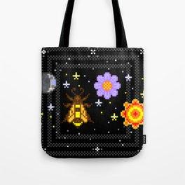 moonbee flowersun Tote Bag
