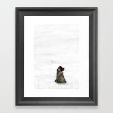 Waste for the Journey Framed Art Print