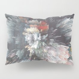 Abstract night Pillow Sham