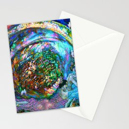 Mikhail Vrubel Pearl Oyster Stationery Cards
