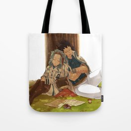Rest Tote Bag