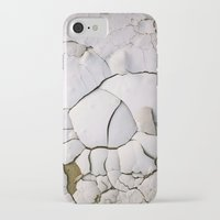 shell iPhone & iPod Cases featuring Shell by CrookedHeart