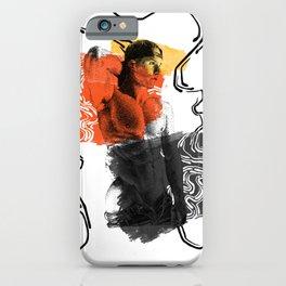 George - 3 Nooddood iPhone Case